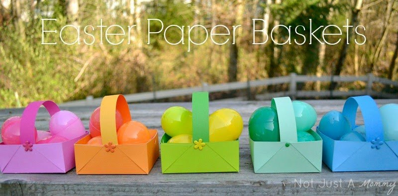 Tuesday Tutorial On A Monday Colorful Easter Paper