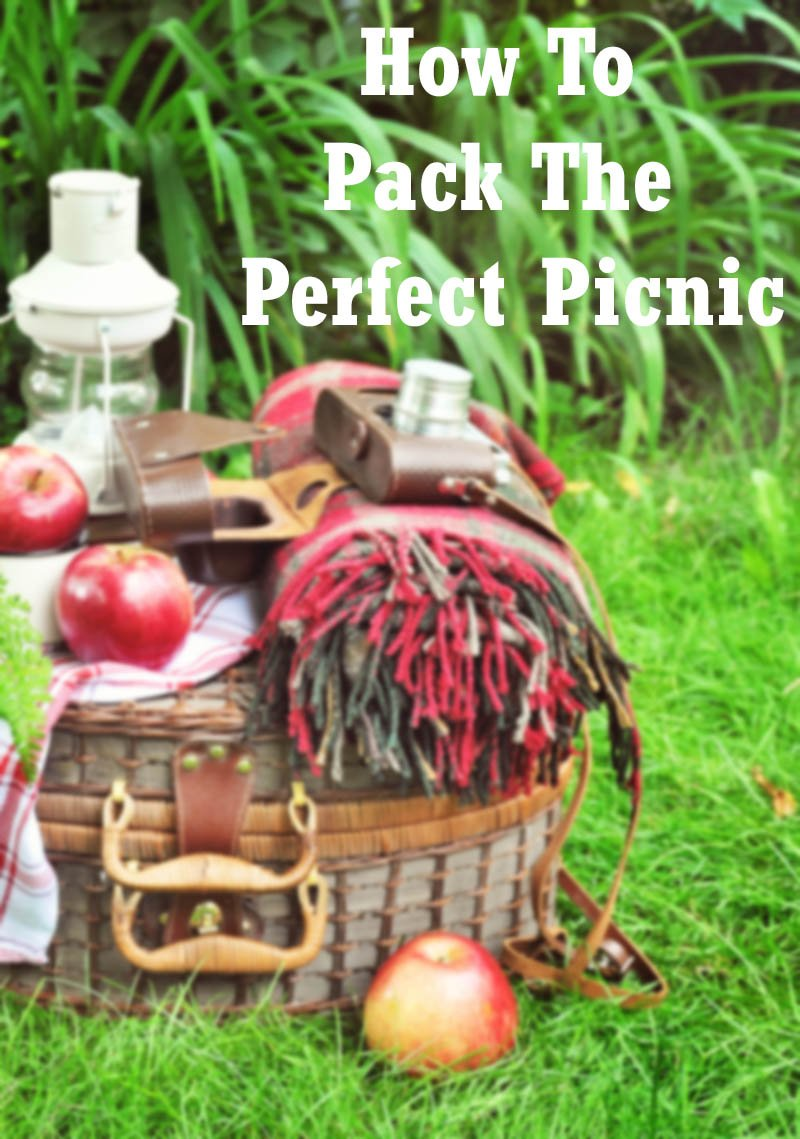 How To Pack A Perfect Picnic Revel And Glitter